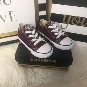 New Infant Converse